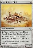 Darksteel: Auriok Siege Sled