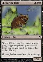Darksteel: Chittering Rats