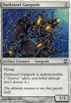 Darksteel Foil: Darksteel Gargoyle