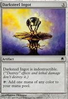 Darksteel: Darksteel Ingot
