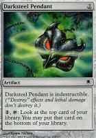 Darksteel: Darksteel Pendant