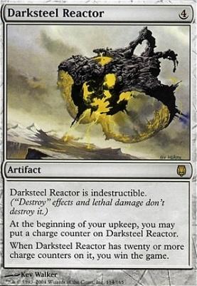 Darksteel: Darksteel Reactor