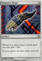 Darksteel: Demon's Horn