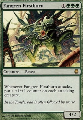 Darksteel: Fangren Firstborn