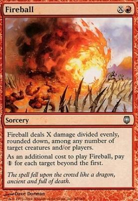 Darksteel: Fireball