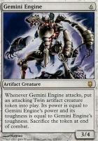 Darksteel: Gemini Engine