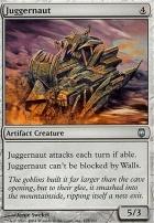 Darksteel: Juggernaut