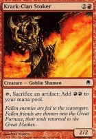 Darksteel Foil: Krark-Clan Stoker