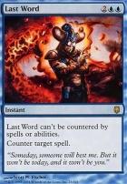 Darksteel: Last Word