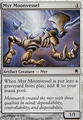 Darksteel: Myr Moonvessel