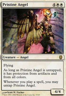 Darksteel: Pristine Angel