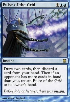 Darksteel: Pulse of the Grid