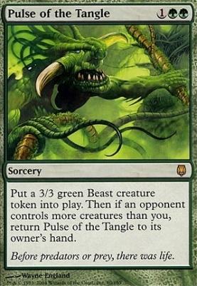 Darksteel: Pulse of the Tangle