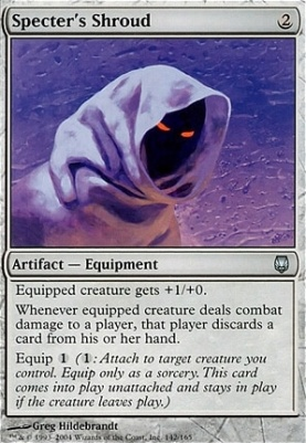 Darksteel: Specter's Shroud
