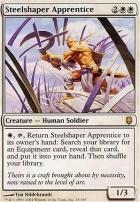 Darksteel Foil: Steelshaper Apprentice