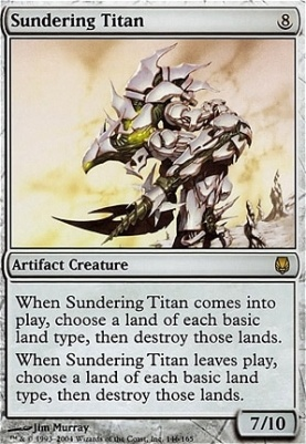 Darksteel: Sundering Titan