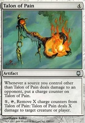 Darksteel: Talon of Pain