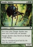 Darksteel Foil: Tangle Spider