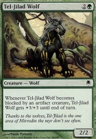 Darksteel: Tel-Jilad Wolf