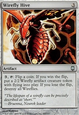 Darksteel: Wirefly Hive