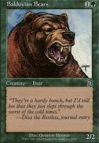 Deckmaster: Balduvian Bears