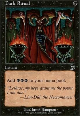 Deckmaster: Dark Ritual