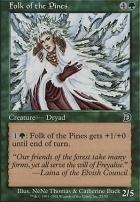 Deckmaster: Folk of the Pines
