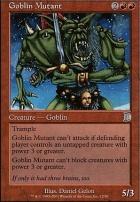 Deckmaster: Goblin Mutant