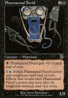 Deckmaster: Phantasmal Fiend