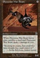 Deckmaster: Phyrexian War Beast