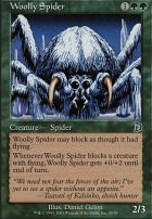 Deckmaster: Woolly Spider
