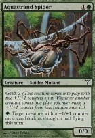 Dissension Foil: Aquastrand Spider