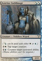 Dissension: Azorius Guildmage