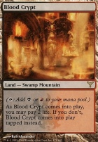 Dissension Foil: Blood Crypt