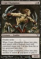 Dissension: Crypt Champion