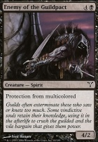 Dissension Foil: Enemy of the Guildpact