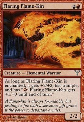 Dissension: Flaring Flame-Kin