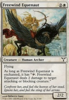 Dissension Foil: Freewind Equenaut