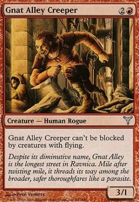 Dissension Foil: Gnat Alley Creeper
