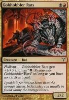 Dissension Foil: Gobhobbler Rats