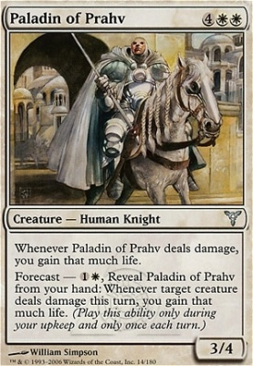 Dissension Foil: Paladin of Prahv