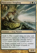 Dissension Foil: Plaxcaster Frogling