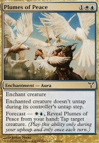 Dissension Foil: Plumes of Peace