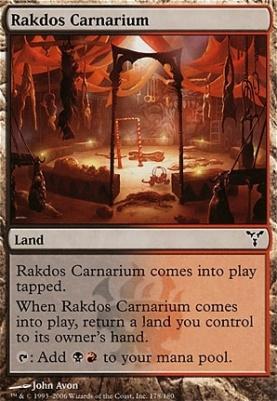 Dissension: Rakdos Carnarium