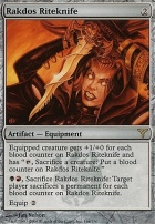 Dissension: Rakdos Riteknife