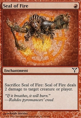 Dissension: Seal of Fire