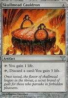 Dissension Foil: Skullmead Cauldron