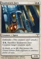 Dissension: Soulsworn Jury