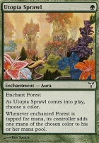 Dissension Foil: Utopia Sprawl