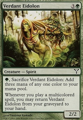 Dissension: Verdant Eidolon
